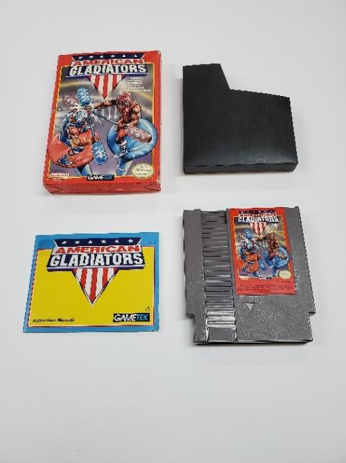 American Gladiators (CIB)