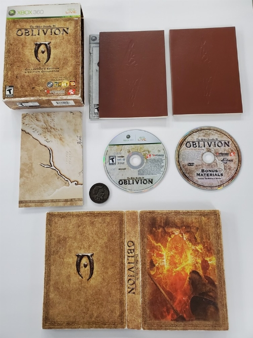 Elder Scrolls IV: Oblivion, The [Collector's Edition] (CIB)