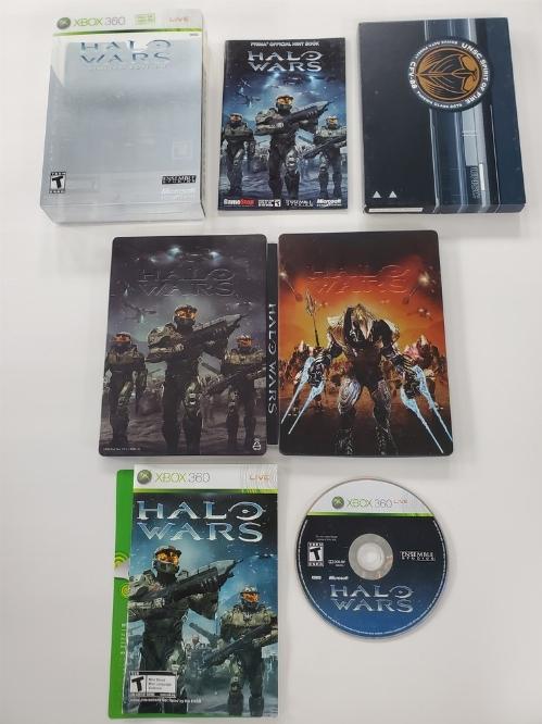 Halo: Wars (Limited Edition) (CIB)