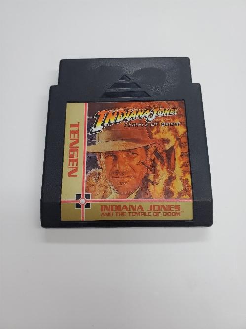 Indiana Jones & The Temple of Doom (Tengen) (C)