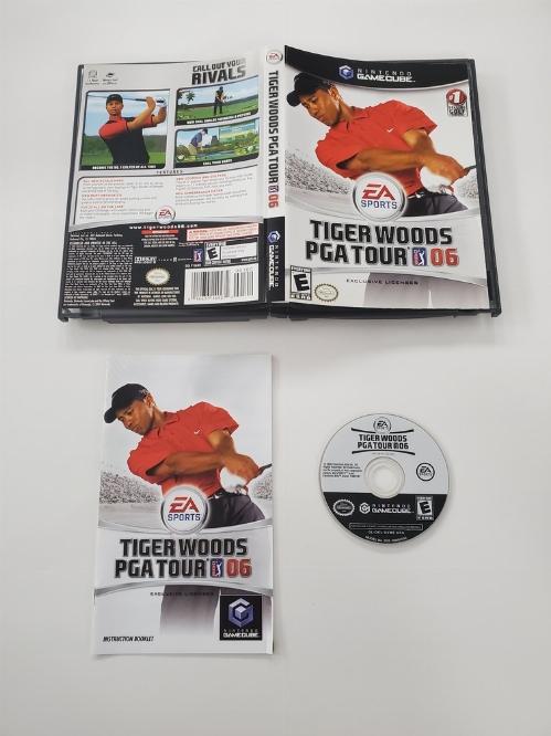 Tiger Woods PGA Tour 06 (CIB)