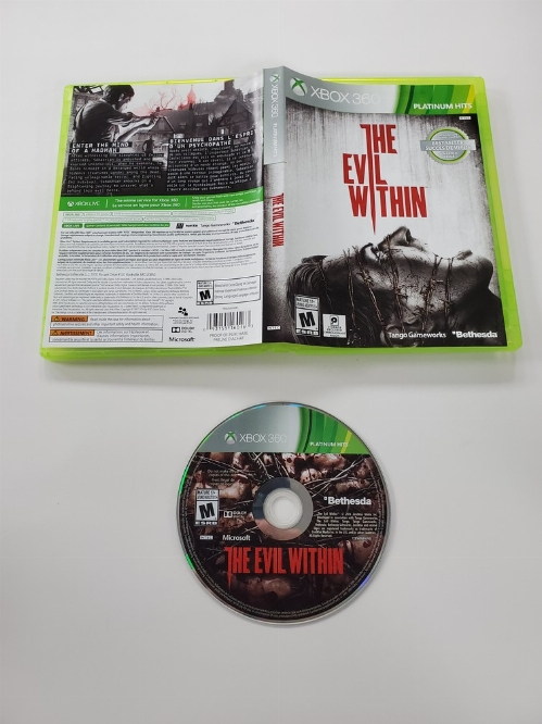 Evil Within, The (Platinum Hits) (CIB)
