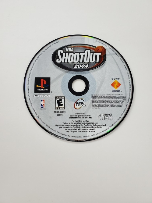 NBA ShootOut 2004 (C)