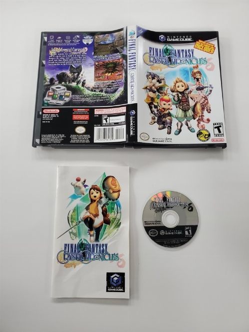 Final Fantasy: Crystal Chronicles (CIB)