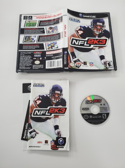 NFL 2K3 (CIB)
