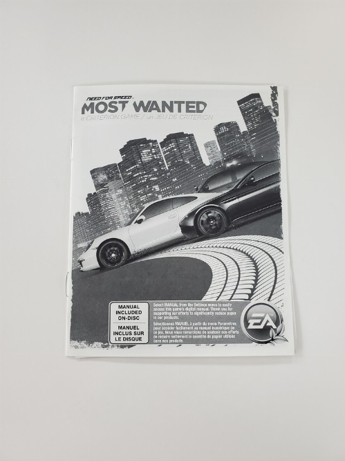 Need for Speed: Most Wanted (2012) (I)