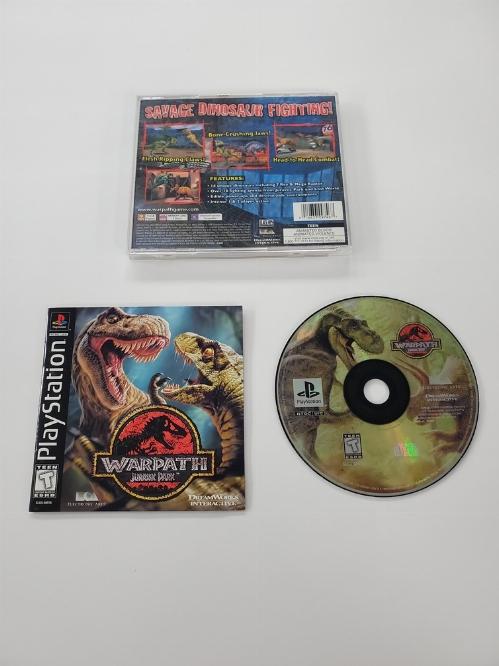 Jurassic Park: Warpath (CIB)