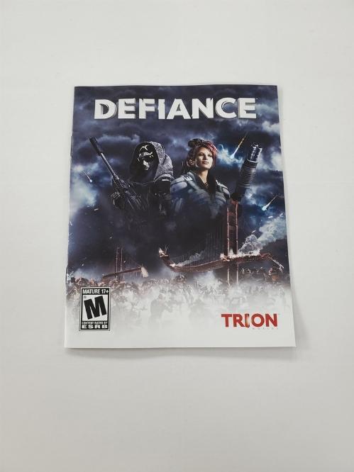 Defiance (I)