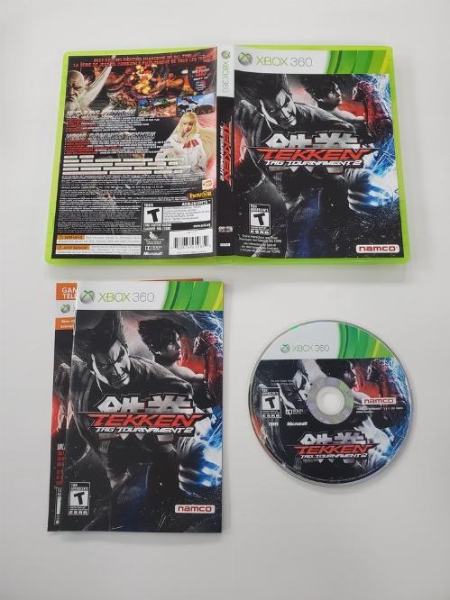 Tekken: Tag Tournament 2 (CIB)