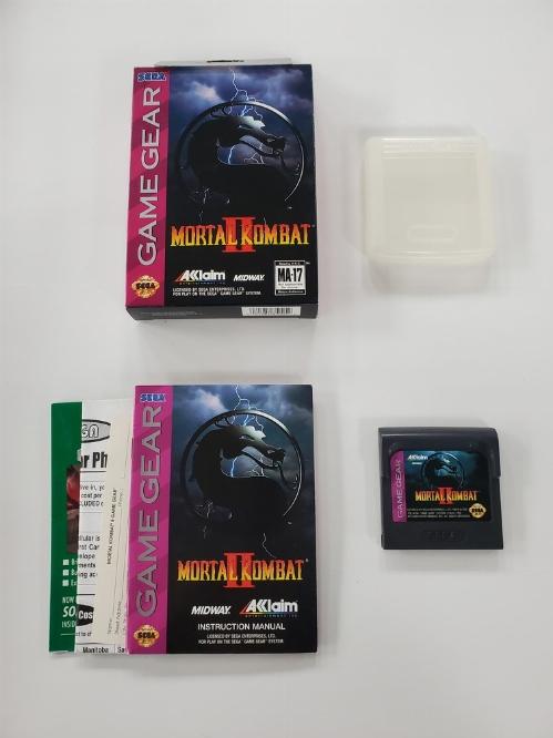 Mortal Kombat II (CIB)