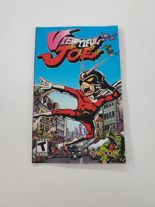 Viewtiful Joe (I)
