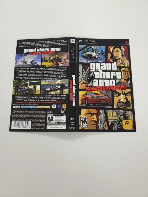 Grand Theft Auto: Liberty City Stories (B)