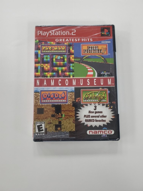Namco Museum (Greatest Hits) (NEW)