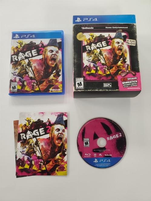 Rage 2 [Gamestop Wingstick Edition] (Missing Wingstick) (CIB)