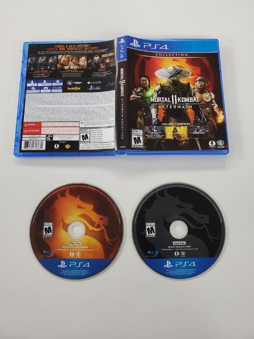 Mortal Kombat 11: Aftermath Kollection (CIB)
