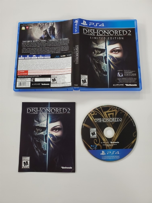 Dishonored 2 (Limited Edition) (CIB)