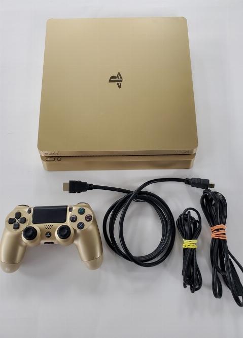 Playstation 4 1TB Slim Gold (Limited Edition) (C)