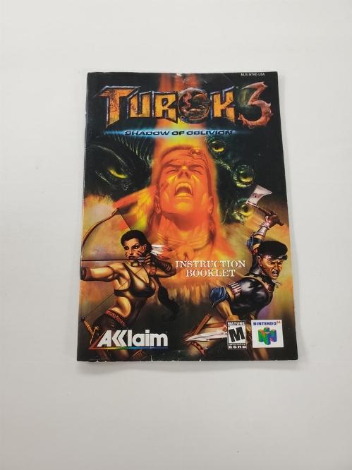 Turok 3: Shadow of Oblivion (I)