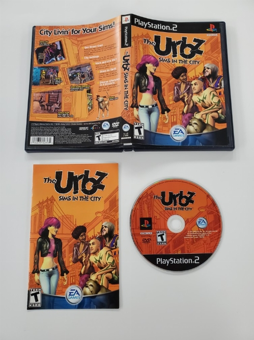 Urbz: Sims in the City, The (CIB)