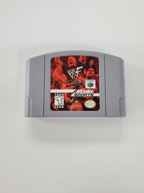 WWF Attitude (C)