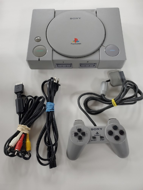 Playstation 1 (SCPH-1001) (C)