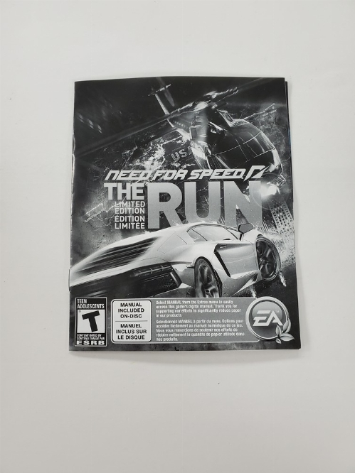 Need for Speed: The Run [Limited Edition] (I)