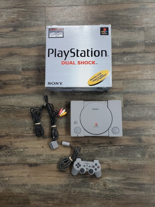 Playstation 1 (SCPH-7501) (CB)
