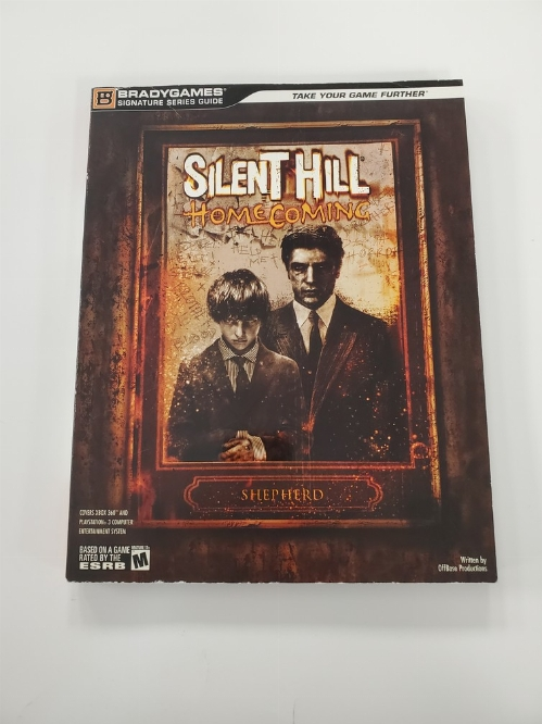 Silent Hill: Homecoming Brady Games Guide