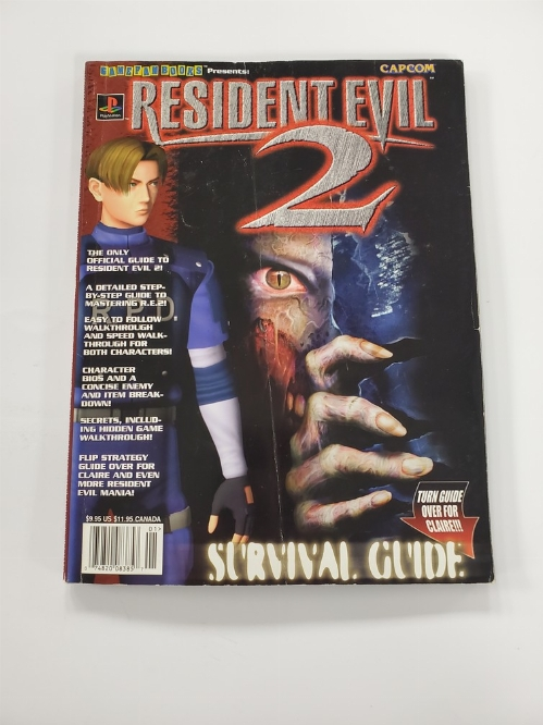 Gamefan Books Presents: Resident Evil 2