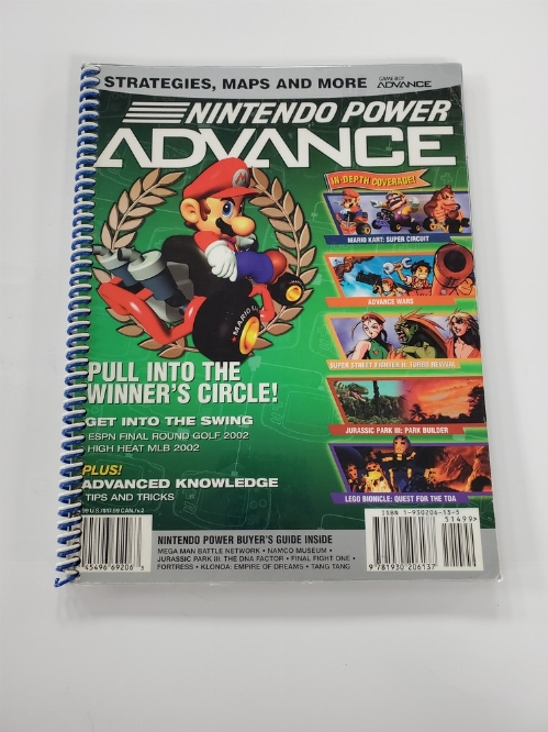 Nintendo Power Advance Vol.2