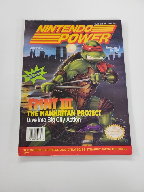 Nintendo Power Issue 33
