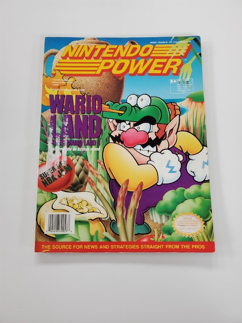 Nintendo Power Issue 58