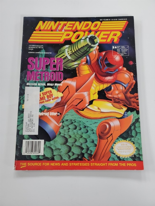 Nintendo Power Issue 60