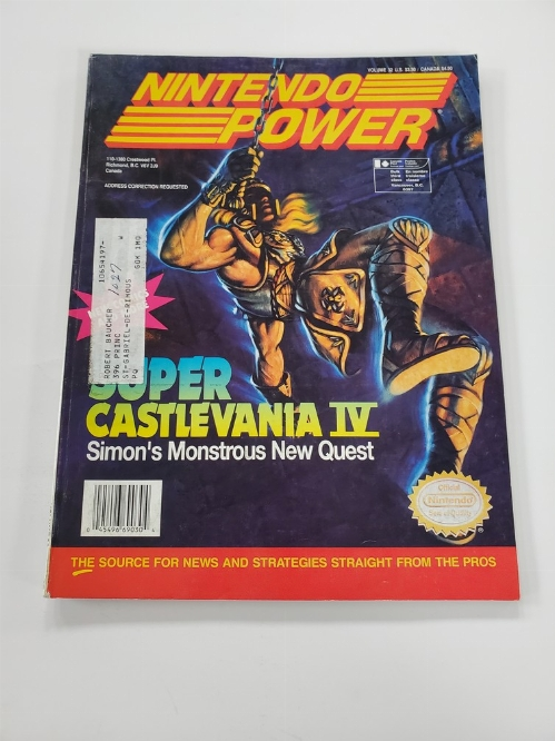 Nintendo Power Issue 32