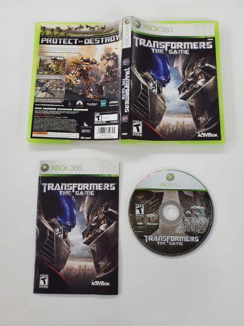 Transformers: The Game (CIB)