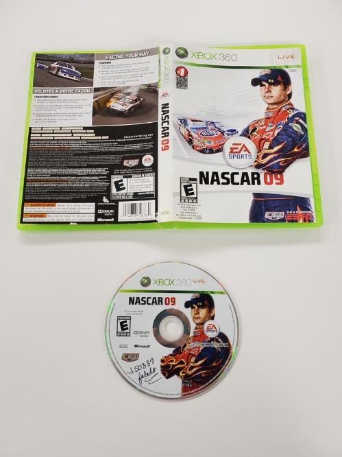 NASCAR 09 (CB)
