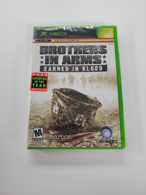 Brothers in Arms: Earned in Blood (NEW)