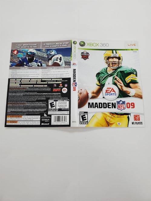 Madden NFL 09 (B)