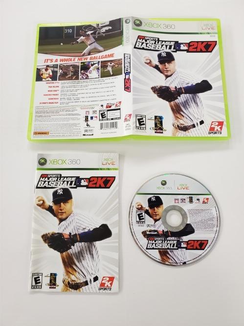 Major League Baseball 2K7 (CIB)
