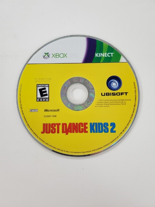 Just Dance: Kids 2 (C)