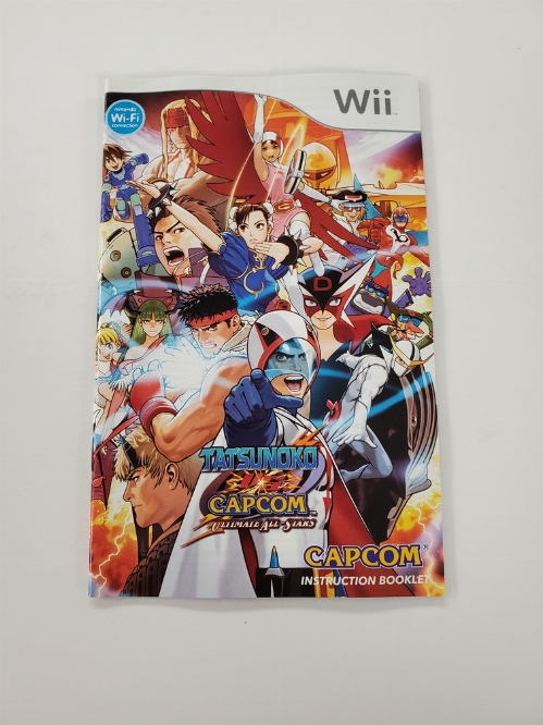 Tatsunoko vs. Capcom: Ultimate All Stars (I)