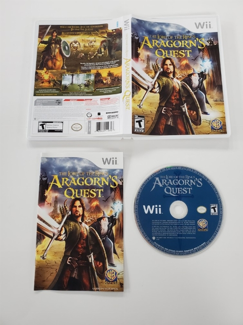Lord of the Rings: Aragorn's Quest, The (CIB)