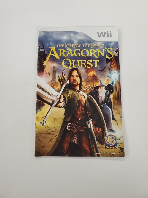 Lord of the Rings: Aragorn's Quest, The (I)