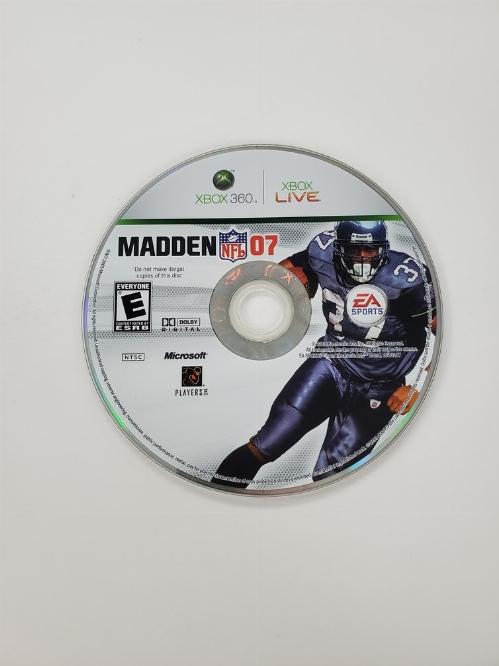 Madden NFL 07 (C)