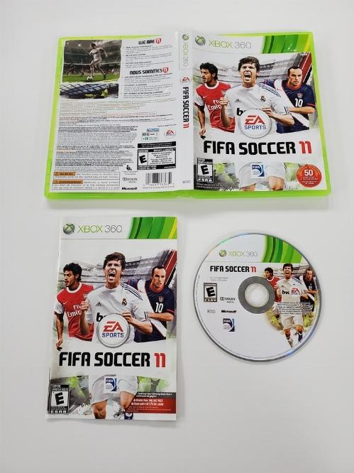 FIFA Soccer 11 (CIB)