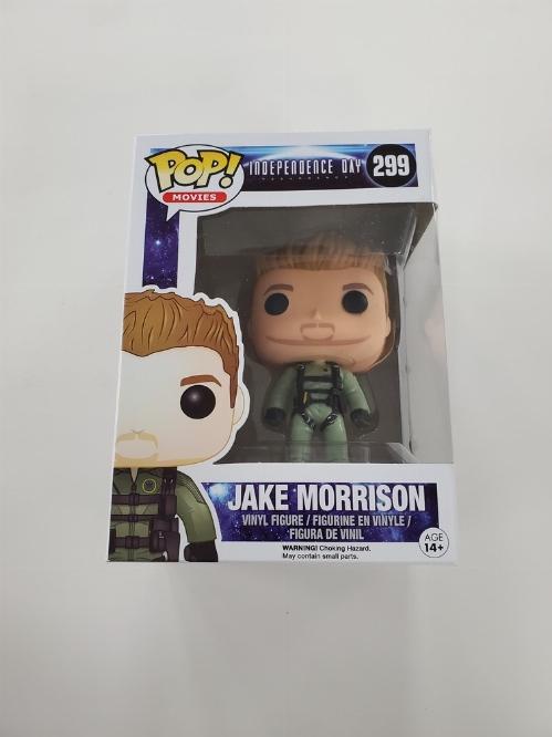 Jake Morrison #299 (NEW)