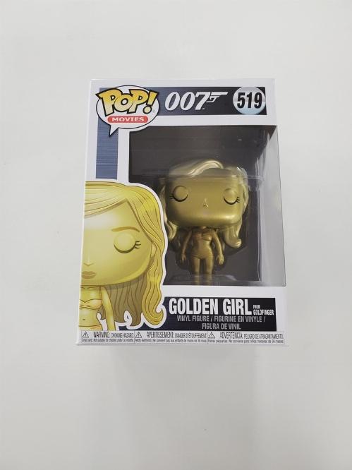 Golden Girl from Goldfinger #519 (NEW)
