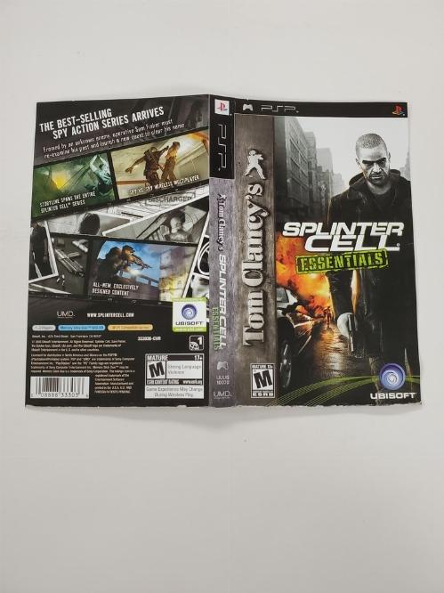 Tom Clancy's Splinter Cell: Essentials (B)