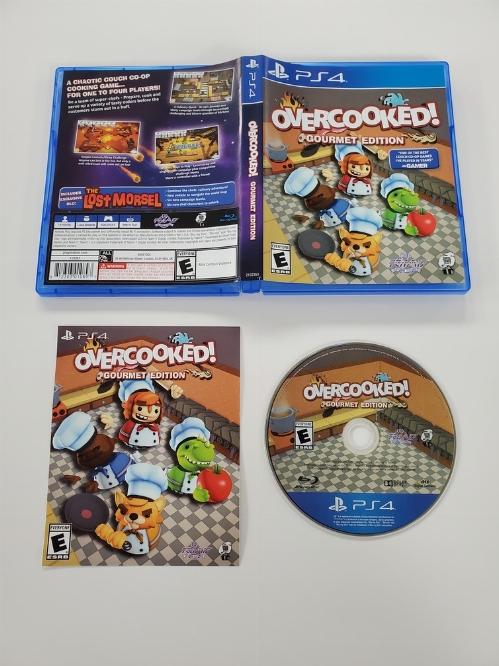 Overcooked! (Gourmet Edition) (CIB)