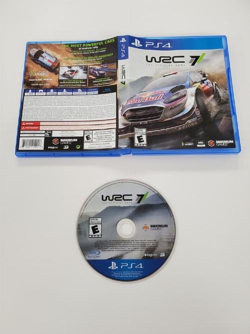 WRC 7 (CIB)
